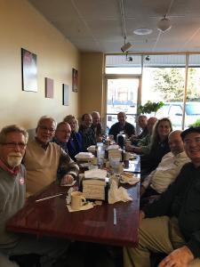 Aiken Team Holiday Breakfast