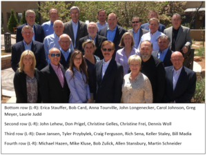 Longenecker & Associates Team and Board