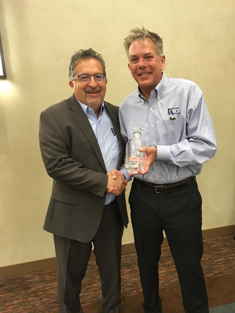 Rich Sena - Distinguished Service Award