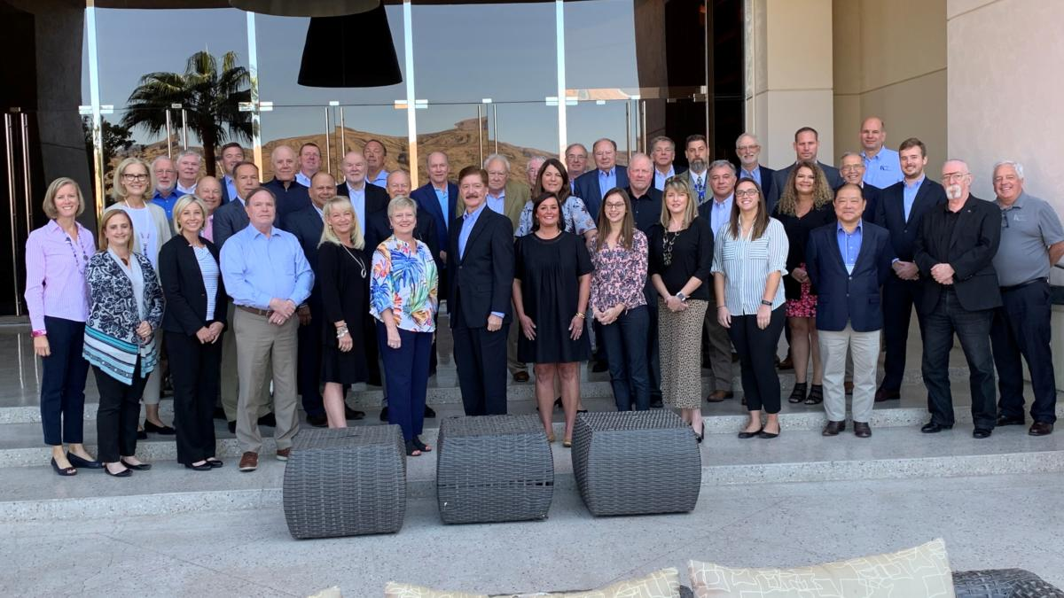 October 2019 Board of Advisors meeting attendees
