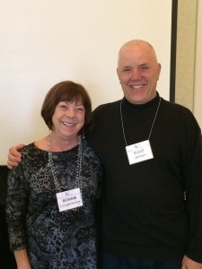 Bonnie Longenecker and Dave Jansen
