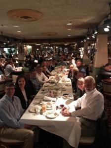 L&A Sandia team dinner